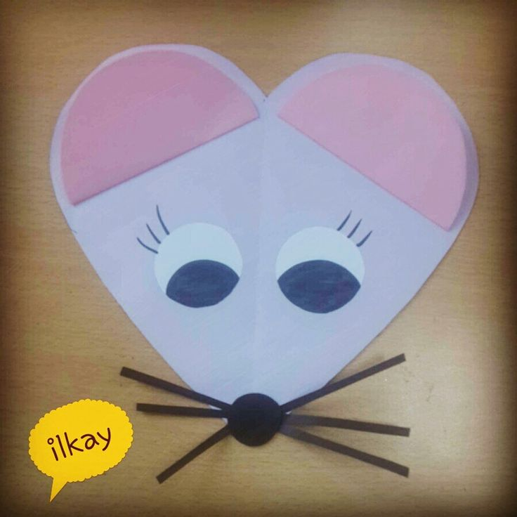 free mouse craft idea for kids (4)