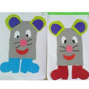 free mouse craft idea for kids (7)