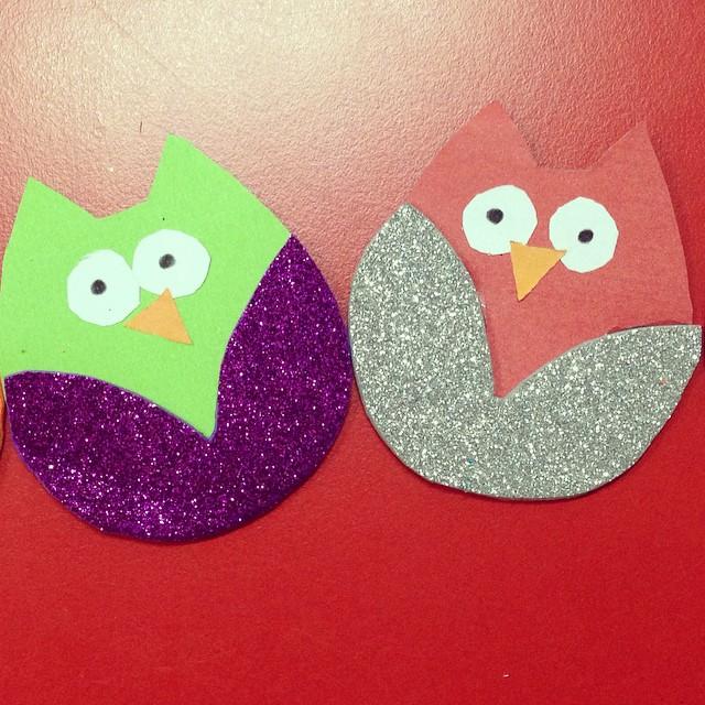 free owl craft idea (2)