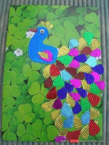 free peacock craft idea for kids (9)
