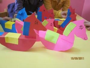 horse craft idea for kids (1)