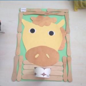 horse craft idea for kids (10)