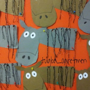 horse craft idea for kids (3)