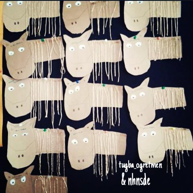 horse craft idea for kids (4)