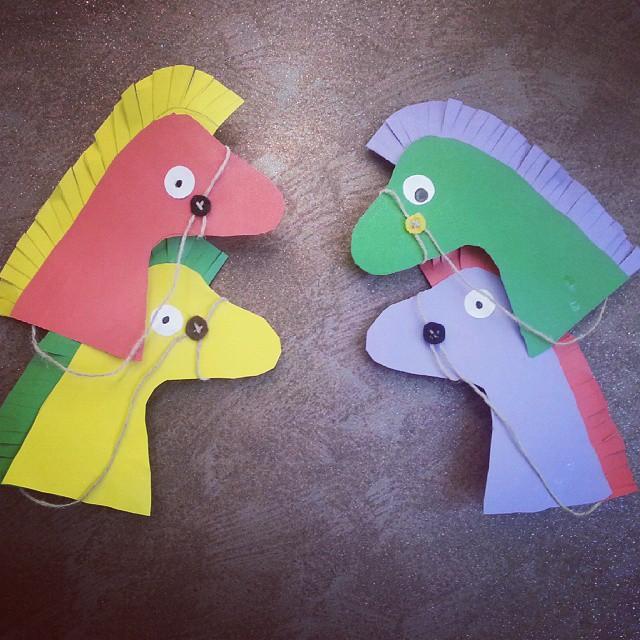 horse craft idea for kids (5)