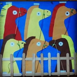 horse craft idea for kids (8)