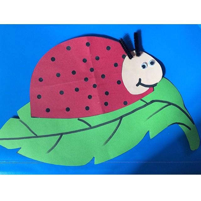 ladybug craft idea for kids (5)