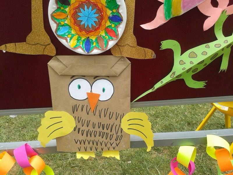 owl craft idea_800x600