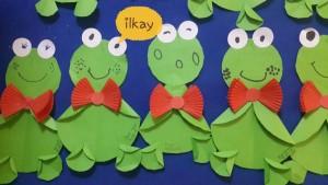 paper frog craft (2)