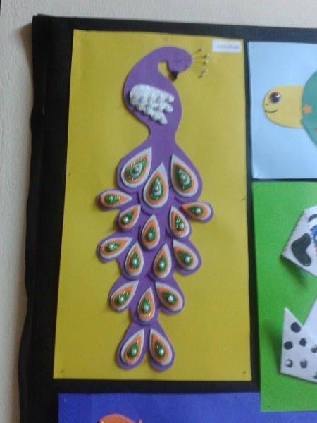 peacock craft_450x600