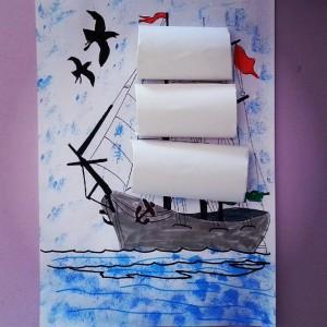 pirate ship craft (2)