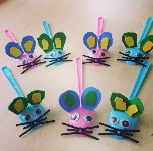 spoon mouse craft (2)