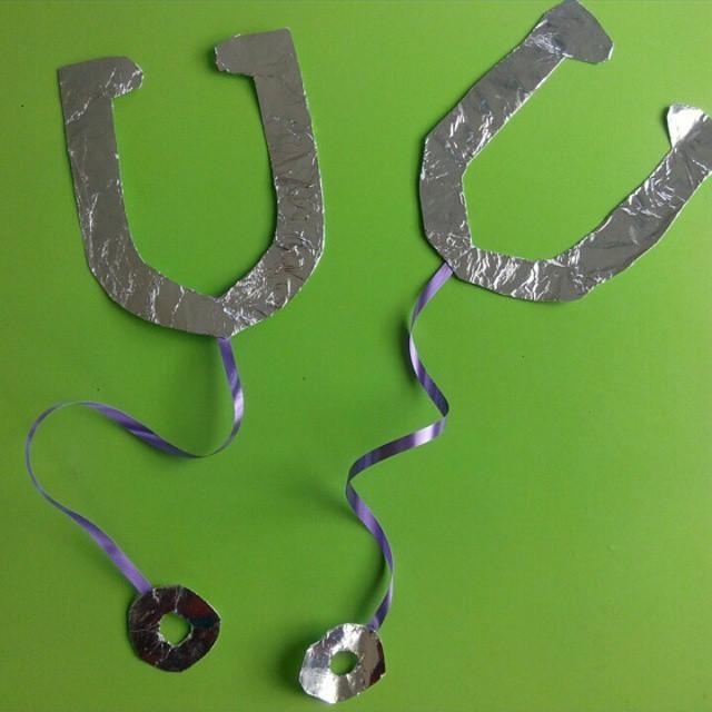 stethoscope craft