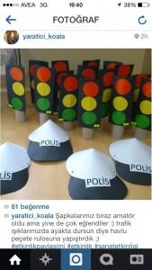 traffic police craft