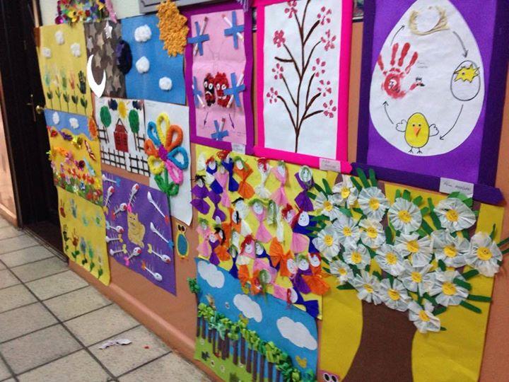 tree craft idea for kids