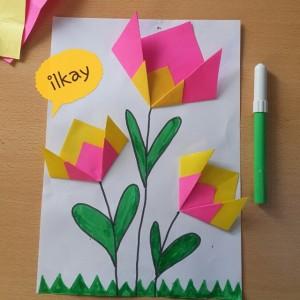 tulip craft (2)