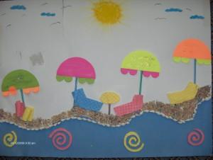 beach craft idea