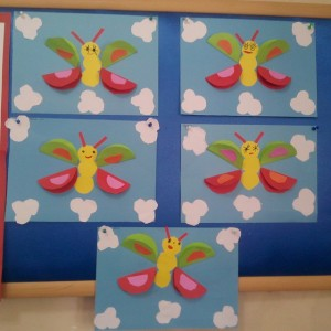 butterfly craft idea for kids (7)