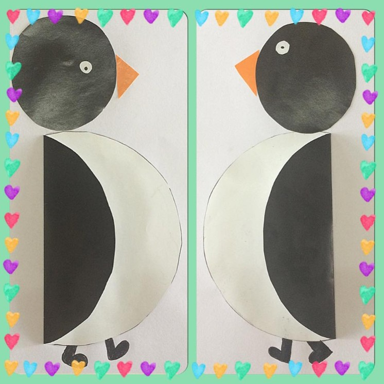 free penguin craft (1)