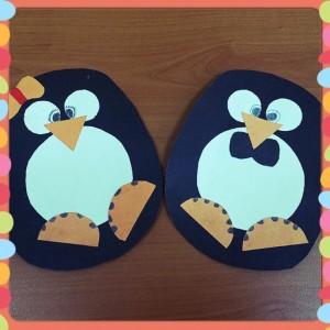 free penguin craft (3)