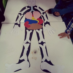human body craft (2)