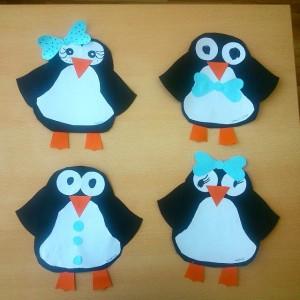 penguin craft idea for kids (1)