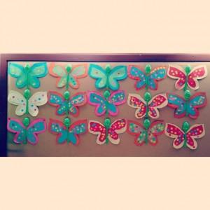 spoon butterfly craft idea