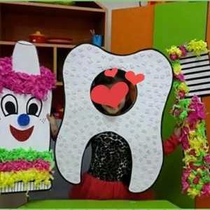 tooth craft idea for kids (3)