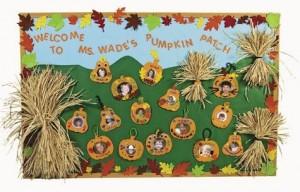 autumn bulletin board idea (4)
