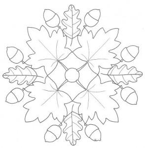 autumn mandala coloring page (9)