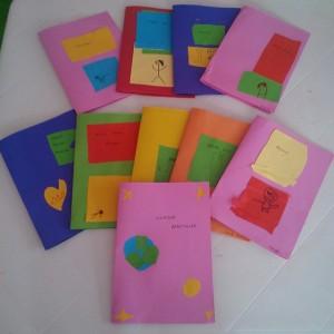 book craft idea
