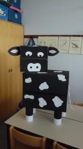 box cow craft idea