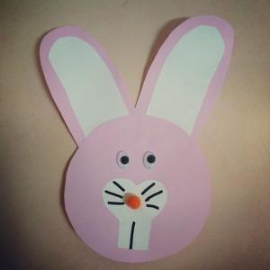 bunny craft idea for kids (2)