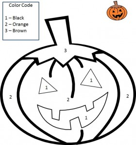 Free printable halloween worksheet for kids | Crafts and ...