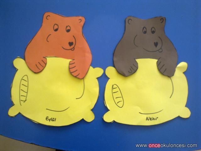 free bear craft idea for kids (4)