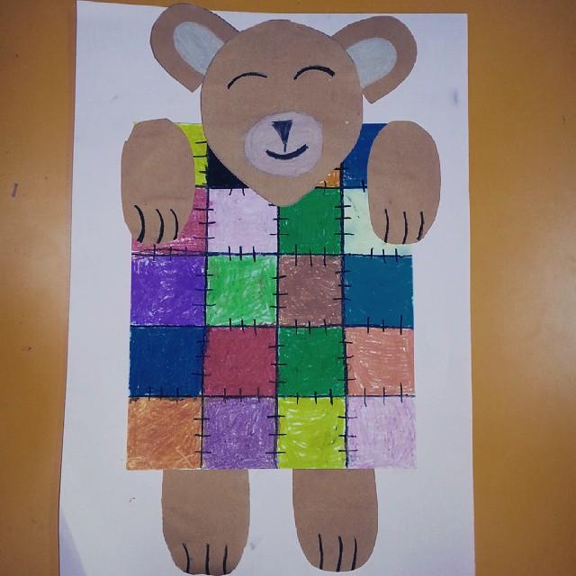 free bear craft idea for kids (5)