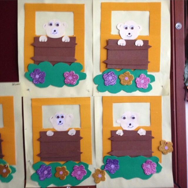 free bear craft idea for kids (6)