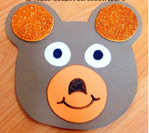 free bear craft idea for kids (8)