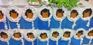 paper plate eskimo craft