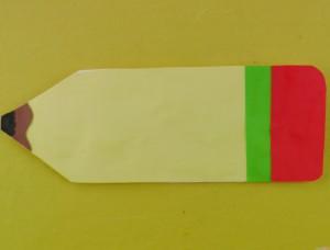 pencil craft idea for kids (2)