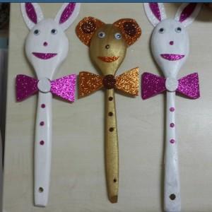 wooden spoon animals craft (1)