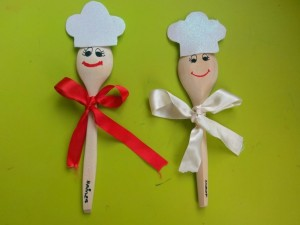 wooden spoon chef craft