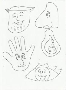 5 senses worksheet for kids (1)