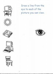 5 senses worksheet for kids (7)