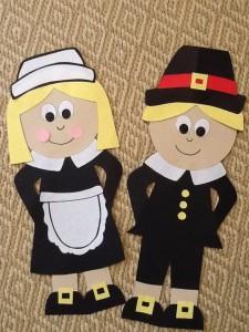 Pilgrims crafts