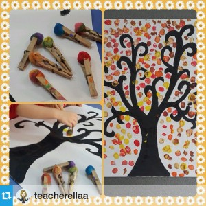 autumn craft idea (1)