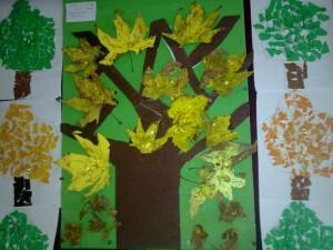 autumn craft idea