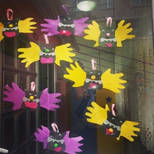 bat craft idea for kids (1)