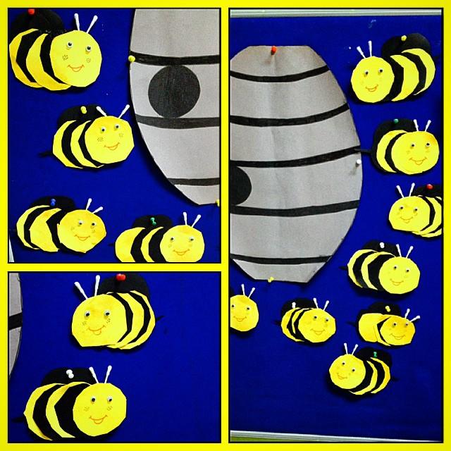 bee bulletin board idea (3)