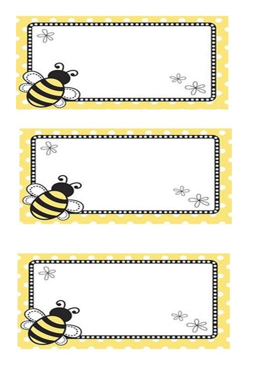 bee name tag (3)